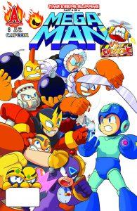 Mega Man #8 (2011)