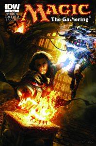 Magic: The Gathering #1 (2011)