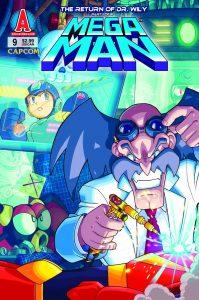 Mega Man #9 (2011)
