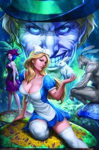 Grimm Fairy Tales Presents Alice in Wonderland #1 (2011)
