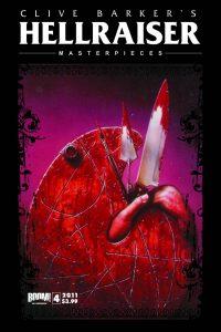 Clive Barker's Hellraiser Masterpieces #4 (2011)