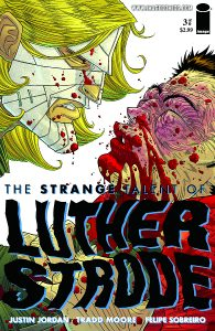 The Strange Talent of Luther Strode #3 (2011)