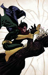 Batgirl #4 (2011)