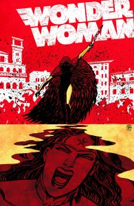 Wonder Woman #4 (2011)