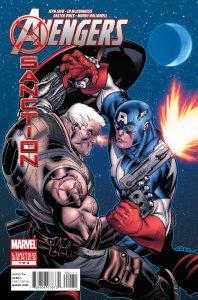 Avengers: X-Sanction #1 (2011)