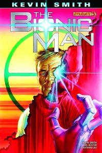 Bionic Man #5 (2011)