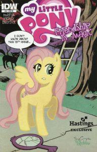 My Little Pony: Friendship Is Magic #13 (2012)