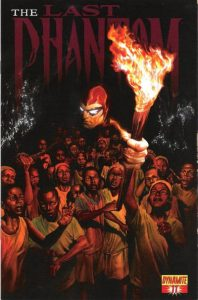 The Last Phantom #11 (2012)