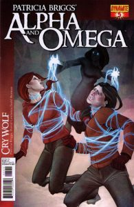 Patricia Briggs' Alpha and Omega Cry Wolf Volume One #5 (2012)