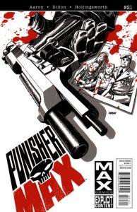 PunisherMax #21 (2012)