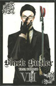 Black Butler #8 (2012)