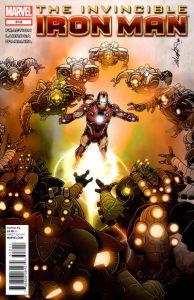 Invincible Iron Man #512 (2012)