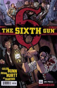 The Sixth Gun #18 (2012)
