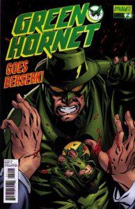 Green Hornet Annual #2 (2012)