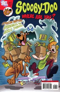 Scooby-Doo, Where Are You? #17 (2012)