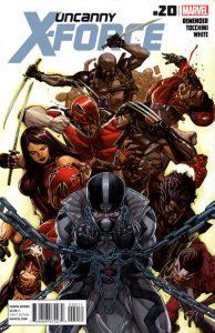 Uncanny X-Force #20 (2012)