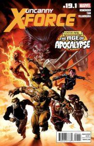 Uncanny X-Force #19.1 (2012)