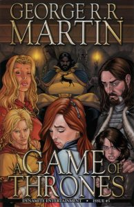 George R. R. Martin's A Game of Thrones #5 (2012)