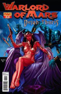 Warlord of Mars: Dejah Thoris #11 (2012)