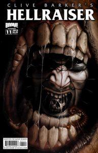 Clive Barker's Hellraiser #11 (2012)
