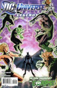 DC Universe Online Legends #21 (2012)
