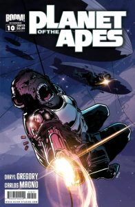 Planet of the Apes #10 (2012)