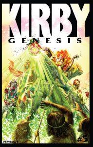 Kirby: Genesis #5 (2012)