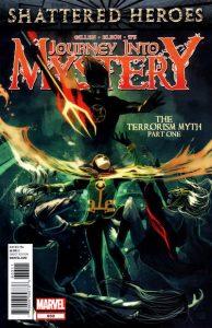 Journey into Mystery #633 (2012)