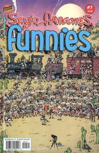 Sergio Aragonés Funnies #7 (2012)