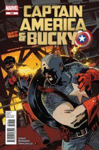 Captain America and Bucky #626 (2012)