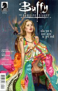 Buffy the Vampire Slayer Season 9 #5 (2012)