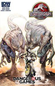 Jurassic Park: Dangerous Games #5 (2012)