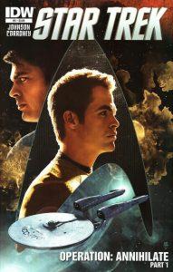 Star Trek #5 (2012)