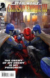 Star Wars: Crimson Empire III - Empire Lost #4 (2012)