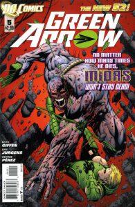 Green Arrow #5 (2012)