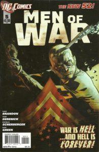 Men of War #5 (2012)