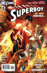Superboy #5 (2012)