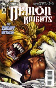 Demon Knights #5 (2012)