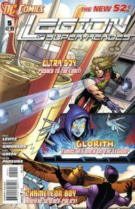 Legion of Super-Heroes #5 (2012)