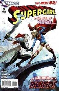 Supergirl #5 (2012)