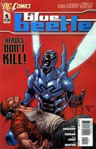 Blue Beetle #5 (2012)