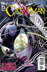Catwoman #5 (2012)