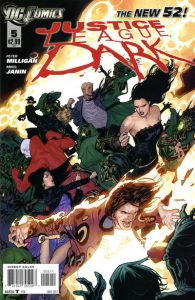 Justice League Dark #5 (2012)