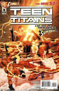 Teen Titans #5 (2012)
