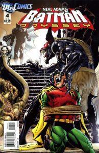 Batman: Odyssey #4 (2012)