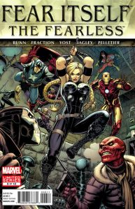 Fear Itself: The Fearless #6 (2012)