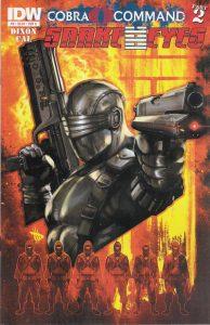 Snake Eyes #9 (2012)