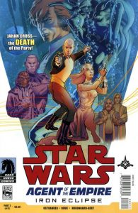 Star Wars: Agent of the Empire - Iron Eclipse #2 (2012)