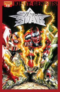 Kirby: Genesis - Silver Star #3 (2012)