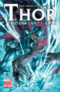 Thor: The Deviants Saga #3 (2012)